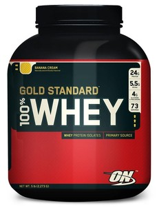 Сывороточные протеины OPTIMUM NUTRITION Whey Protein Gold Standard 2.27 кг в Санкт-Петербурге