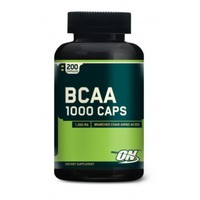 Optimum Nutrition BCAA 1000 200 кап