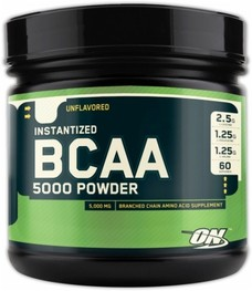 Bcaa(бцаа) аминокислоты OPTIMUM NUTRITION BCAA 5000 Powder 380 г в Екатеринбурге
