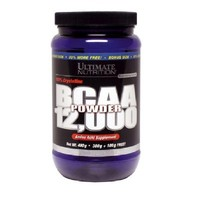 ULTIMATE Unflavored BCAA 12.000  400 г