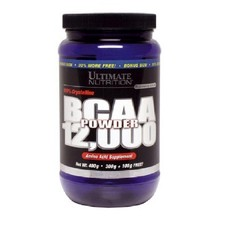 Bcaa(бцаа) ULTIMATE Unflavored BCAA 12.000  400 г в Челябинске