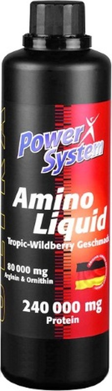 Аминокислоты Power System Amino Liquid 500 мл в Евпатории