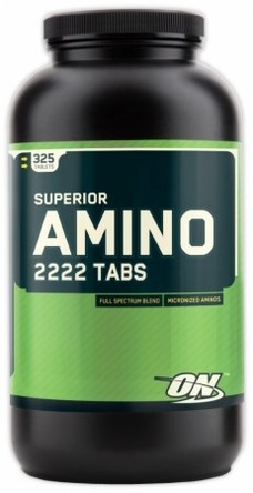Аминокислоты OPTIMUM NUTRITION Super Amino 2222  320 таб в Саратове