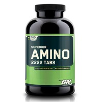 Optimum Nutrition Super Amino 2222 160 таб