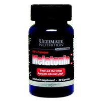 ULTIMATE Melatonine 100% Premium 3мг 60 капс