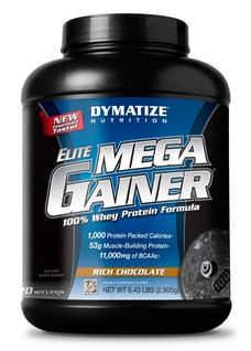 Гейнеры (gainer) DYMATIZE Elite Mega Gainer 2,8 кг в Тольятти