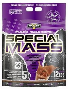 Гейнеры (gainer) MAXLER Special Mass Gainer 5.45 кг в Иркутске