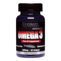 Ultimate Omega 3 1000 mg 90 гел кап