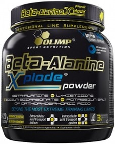 Аминокислоты Olimp Beta-Alanine Xplode 420 г в Челябинске