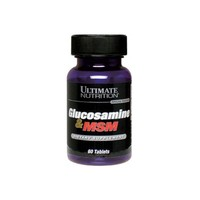 Ultimate Glucosamine + Chondroitin 60 таб