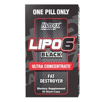 NUTREX Lipo-6 Black Ultra Concentrate 60 кап