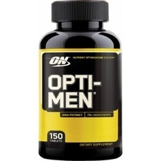 Витаминные комплексы OPTIMUM NUTRITION Opti-Men 150 таб в Сочи