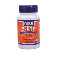 NOW 5-HTP 50мг 30 кап
