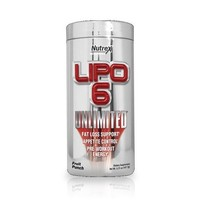 NUTREX Lipo-6 Unlimited Powder 150 г