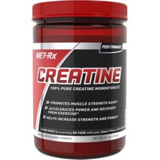 Креатины моногидраты MET-RX Hardcore Creatine Powder 400 г в Евпатории