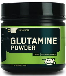Глютамин аминокислоты OPTIMUM NUTRITION Glutamine Powder 600 г в Электростали