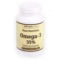 CMTech Base Nutrition Omega-3 35% 90 кап