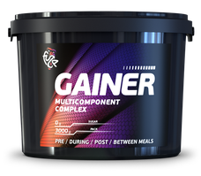 Гейнеры (gainer) PUREPROTEIN Fuze Multicomponent Gainer 3 кг в Евпатории