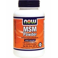 NOW MSM Powder 227 г