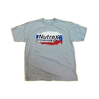NUTREX T-Shirt Heather L - Russia