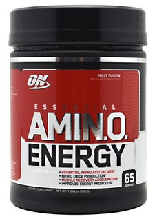 Аминокислоты OPTIMUM NUTRITION Amino Energy 65 порц в Саратове