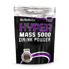 Гейнеры (gainer) BIOTECH Hyper Mass 1 кг в Омске