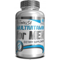BIOTECH Multivitamin For Men 60 кап