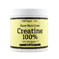 CMTech Base Nutrition Creatine 100% 250 г