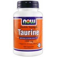 NOW Taurine 500 мг 100 кап