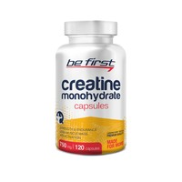 BE FIRST Creatine Monohydrate Capsules 120 кап