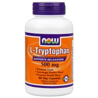 NOW L-Tryptophan 500 мг 60 кап