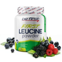 BE FIRST LEUCINE powder 200 гр