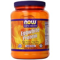 NOW Egg White Protein 680 гр