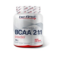 BE FIRST BCAA 2:1:1 INSTANTIZED powder 250 гр