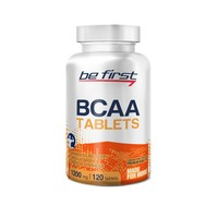 BE FIRST BCAA 120 таб
