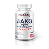 BE FIRST AAKG 700mg 120cap