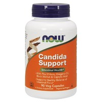 NOW Candida Support 90 капс