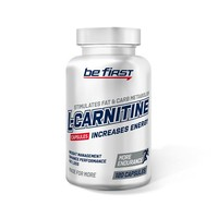 BE FIRST L-Carnitine 120 кап